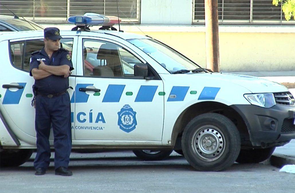 A la cárcel un policía por violencia doméstica y desacato en Soriano