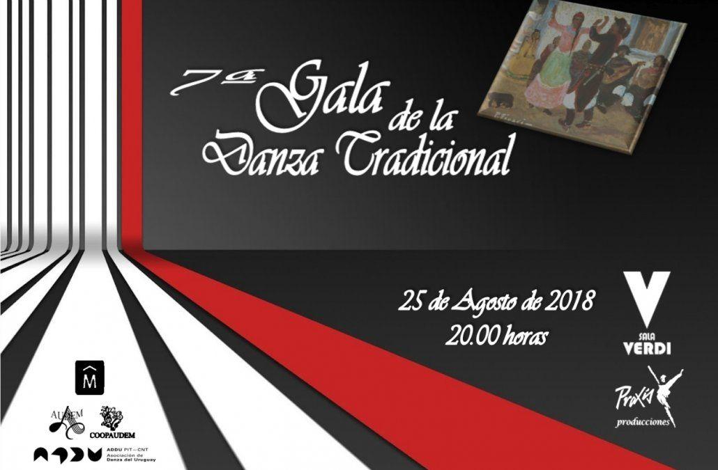 El 25 de agosto se llevará a cabo la VII Gala anual de la danza tradicional