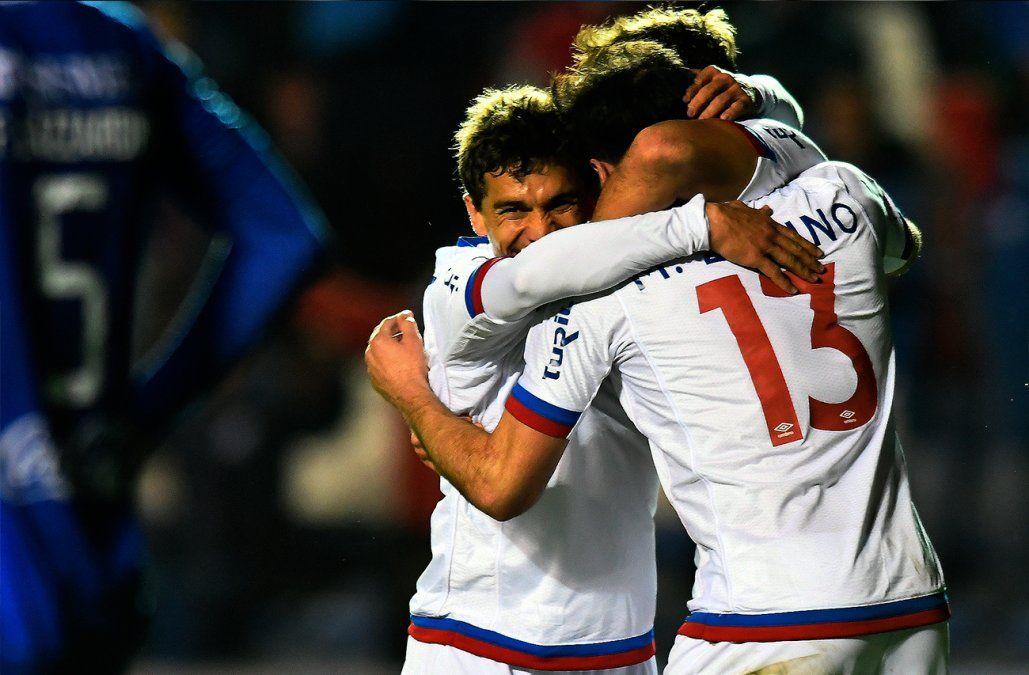 Nacional le ganó 1-0 a Sol de América y clasificó a la siguiente fase