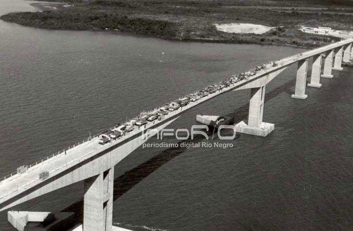 Ingeniero del puente de Génova asesoró en la construcción del Fray Bentos-Puerto Unzué