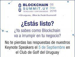 altText(Se viene el primer gran evento Blockchain Summit UY en Montevideo)}