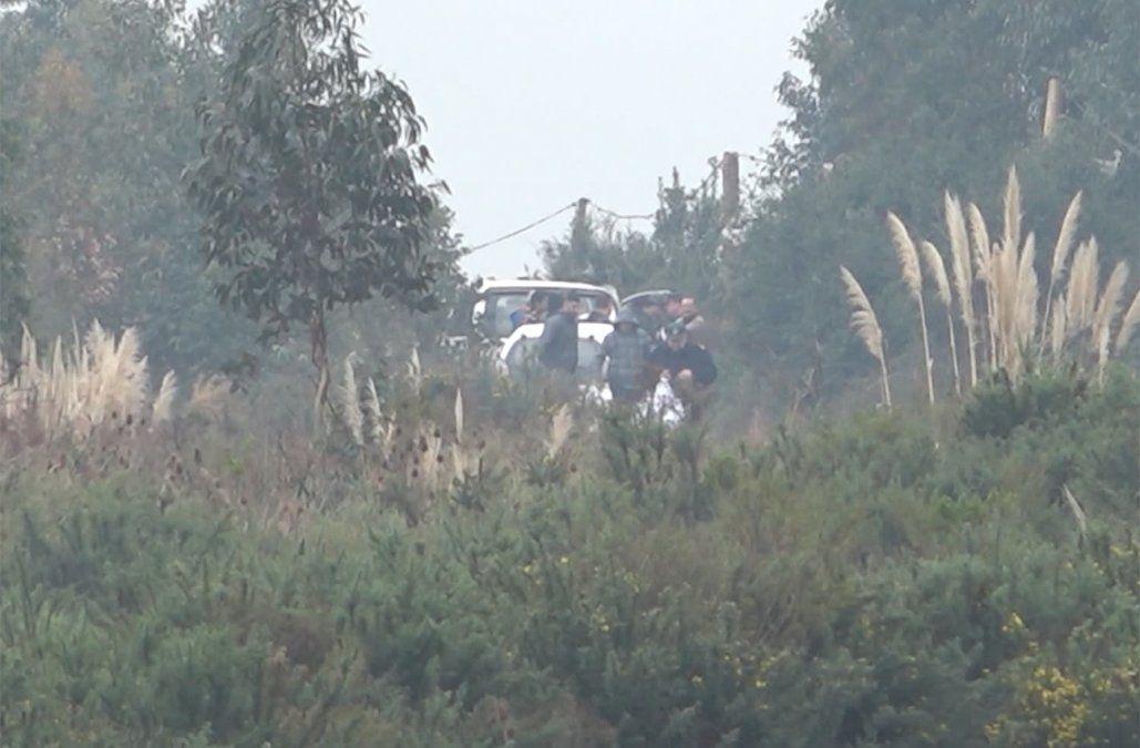 Hallaron un cuerpo humano descuartizado dentro de un tanque ...