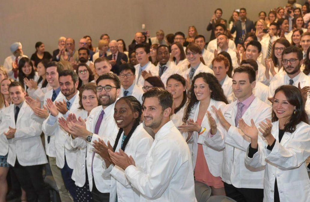 En Nueva York se podrá estudiar gratis la carrera de medicina