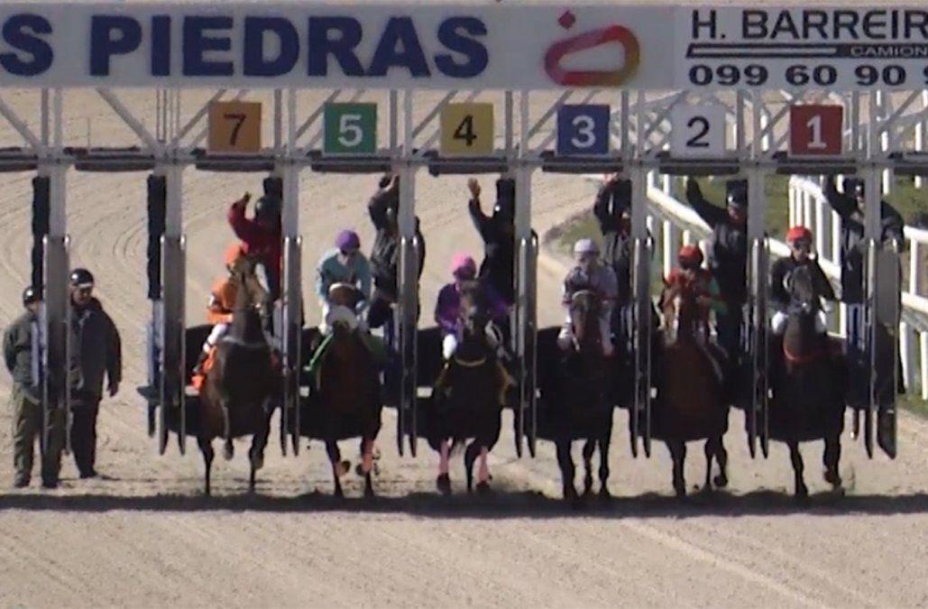 Fin de semana con carreras en Florida, Las Piedras y Maroñas
