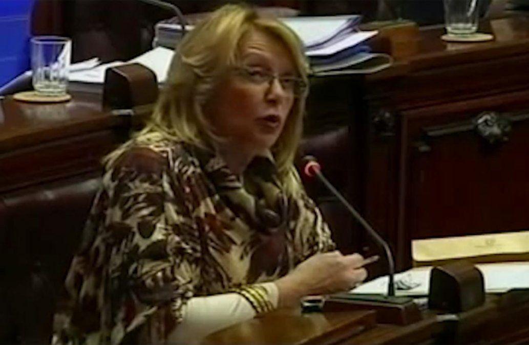 Emboscaron y asaltaron a la diputada Matiaude cuando iba hacia el Parlamento