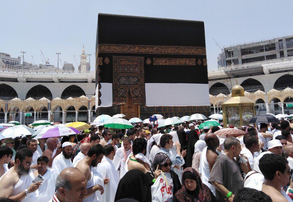 Más de dos millones de musulmanes comienzan la peregrinación a La Meca