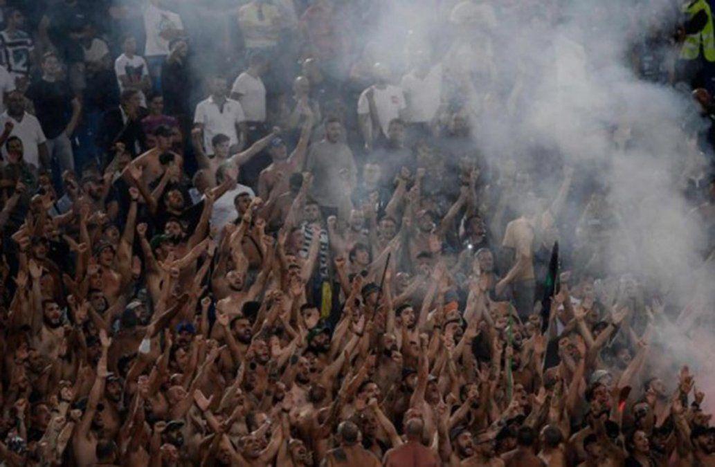 Repudio a los ultras de Lazio por un mensaje sexista