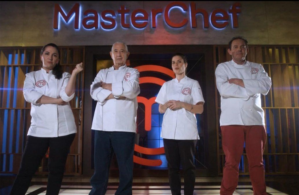 Hoy se estrena MasterChef Profesionales por la pantalla de Canal 10