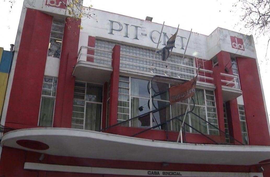 PIT-CNT resolvió un paro general de 24 horas para el martes 25 de junio