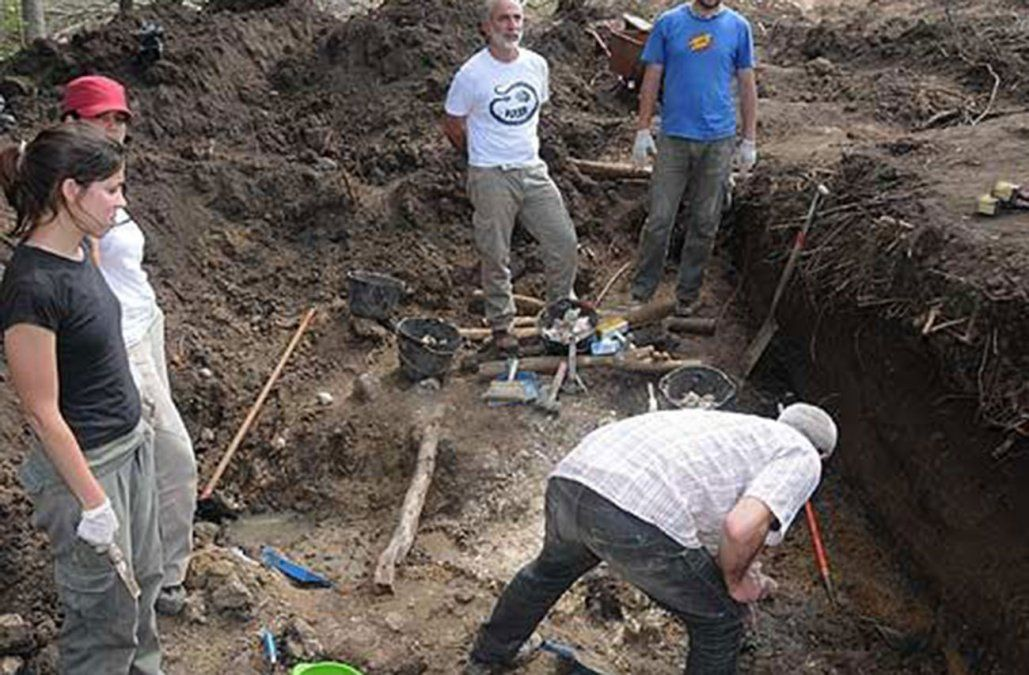 Antropólogos ya trabajaron en los batallones 13 y 14 en busca de desaparecidos