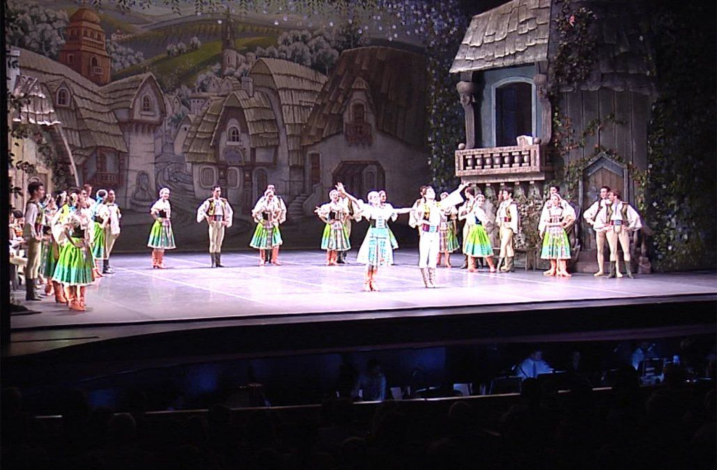 El Ballet Nacional del Sodre premiará a su espectador número 1.000.000