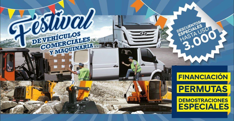 Primer Festival de camiones, utilitarios y maquinaria Hyundai