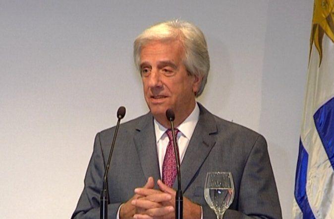Tabaré Vázquez será reconocido por políticas públicas de prevención de enfermedades no transmisibles