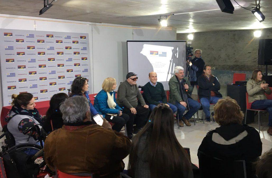 Martínez no definió si dejará la Intendencia en caso de ser candidato