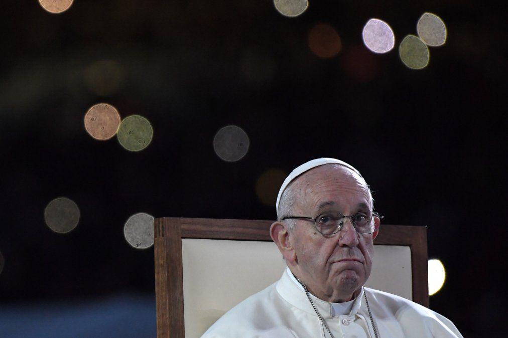El Papa Francisco pide el perdón de Dios por abusos de sacerdotes irlandeses