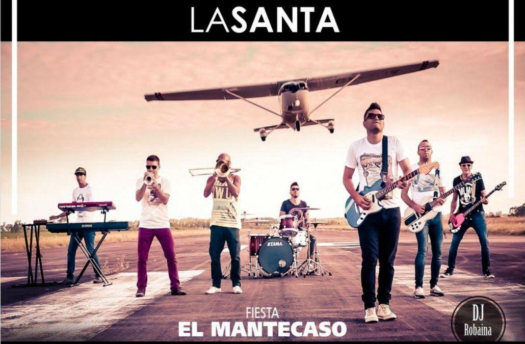 Llega la séptima edición de la Fiesta El Mantecaso de La Santa