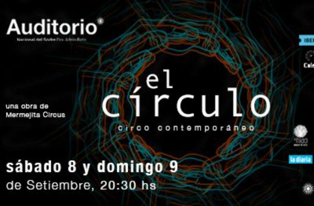 El Círculo de Mermejita Circus en el Auditorio Sodre