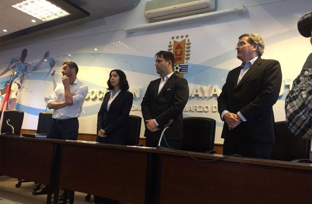 Bordaberry es el nuevo presidente de la AUF y Scotti el vicepresidente de la comisión interventora
