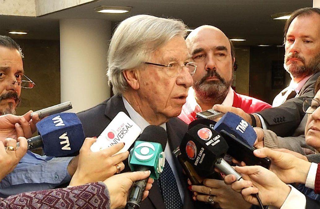 Astori sobre Ruta del dinero K: esas cosas no pasan en Uruguay