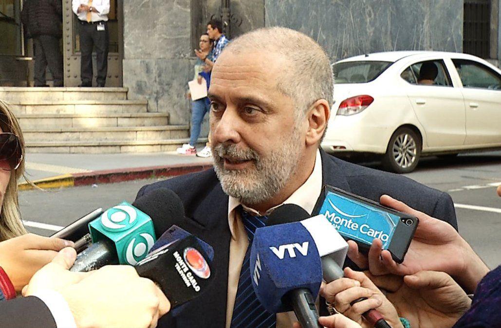 Alcántara declaró como indagado en Fiscalía y llevó nuevos audios de Valdez