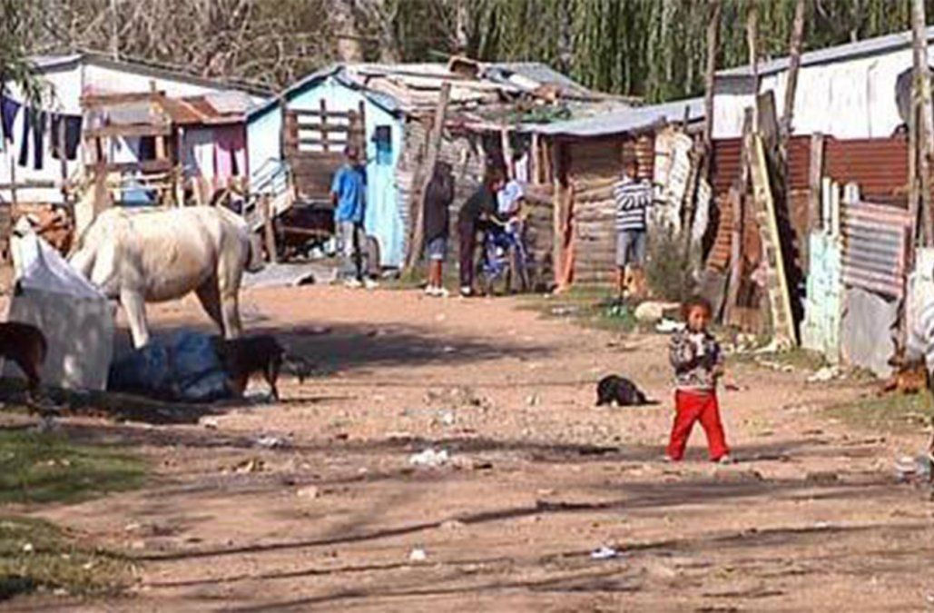 Subió la cantidad de asentamientos irregulares y falta información oficial
