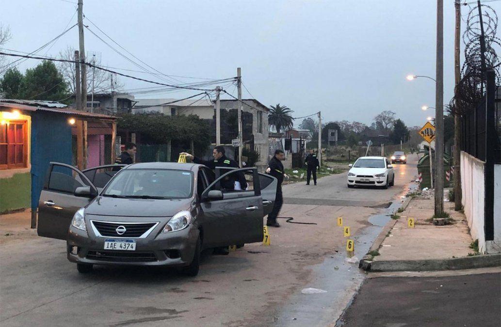 Persecución y tiroteo en Maroñas terminó con una persona baleada