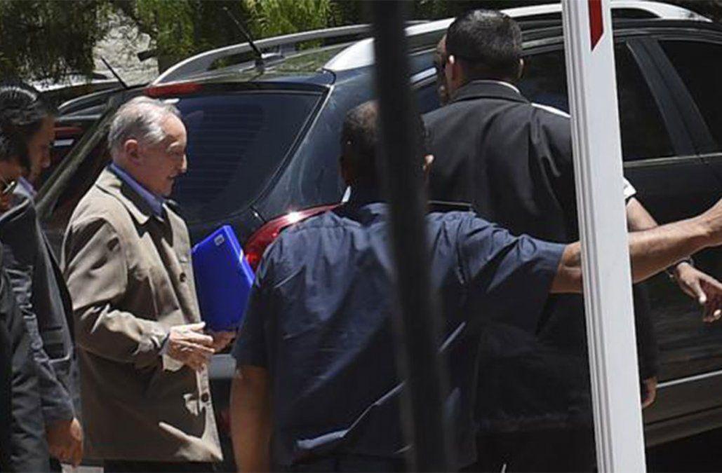 Figueredo no tendrá que volver a prisión: fue condenado a 6 años por coimas y lavado