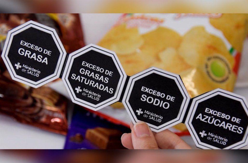 Se firmó el decreto del etiquetado nutricional obligatorio de alimentos
