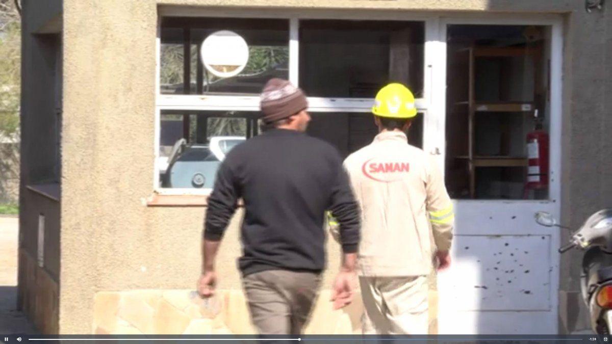 La planta de Rúi Branco era alquilada por Saman desde hacía 30 años