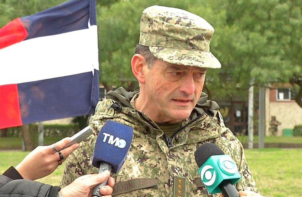 Manini Ríos dijo que reforma de Caja Militar afecta a escalafones más bajos