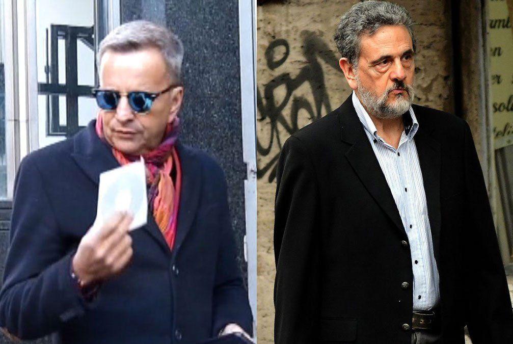 Julio Ríos y José Luis Palma declaran como indagados este lunes en el caso AUF