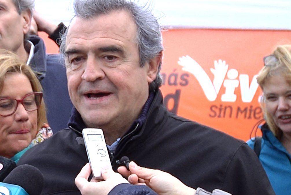 La campaña de Larrañaga vivir sin miedo lleva recolectadas 140.000 firmas