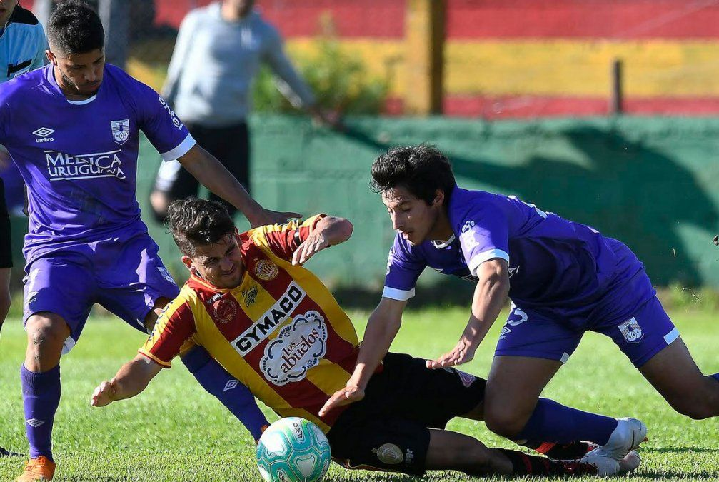 Progreso-Defensor empataron 0 a 0 en el estadio Paladino