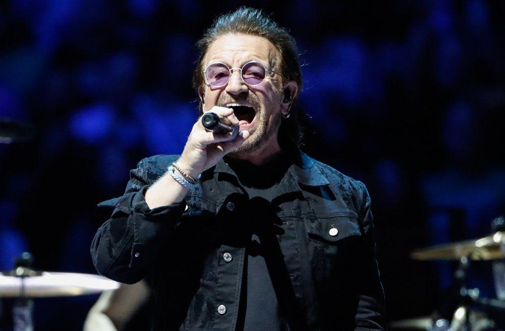 Bono recuperó la voz y U2 continúa su gira europea