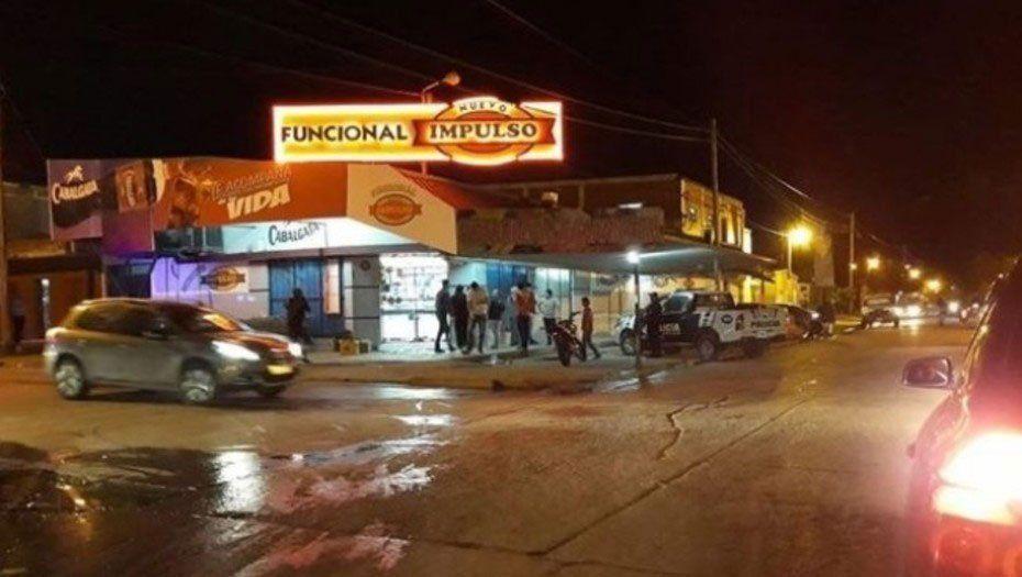 Adolescente muerto en un intento de saqueo a un supermercado en Chaco