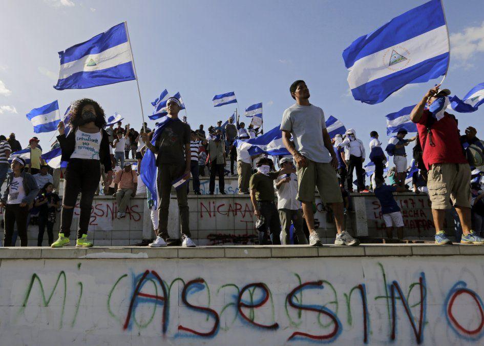 Captura de universitarios conmociona a estudiantes en Nicaragua