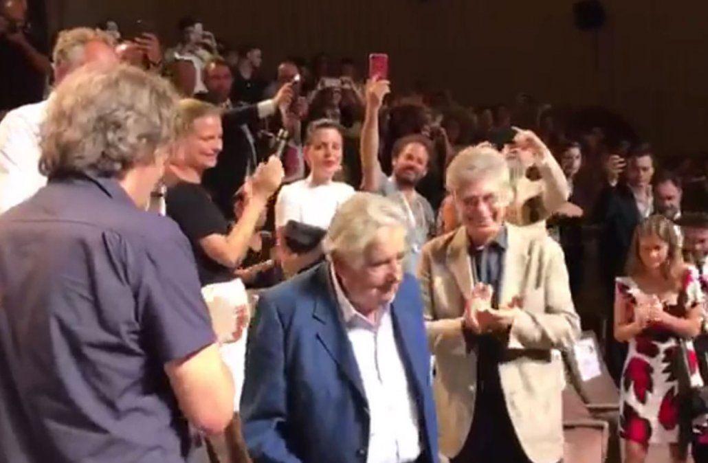 Mujica en la mostra de Venecia