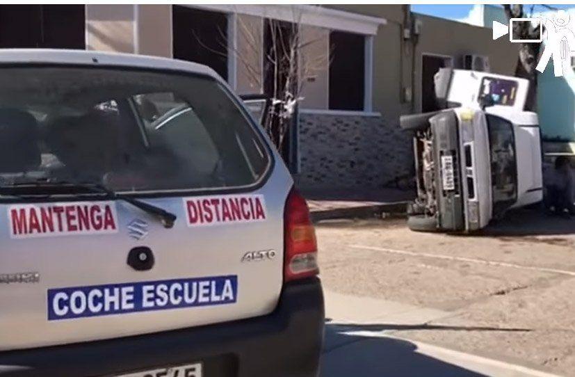 Foto: Captura de video publicado por El Telégrafo