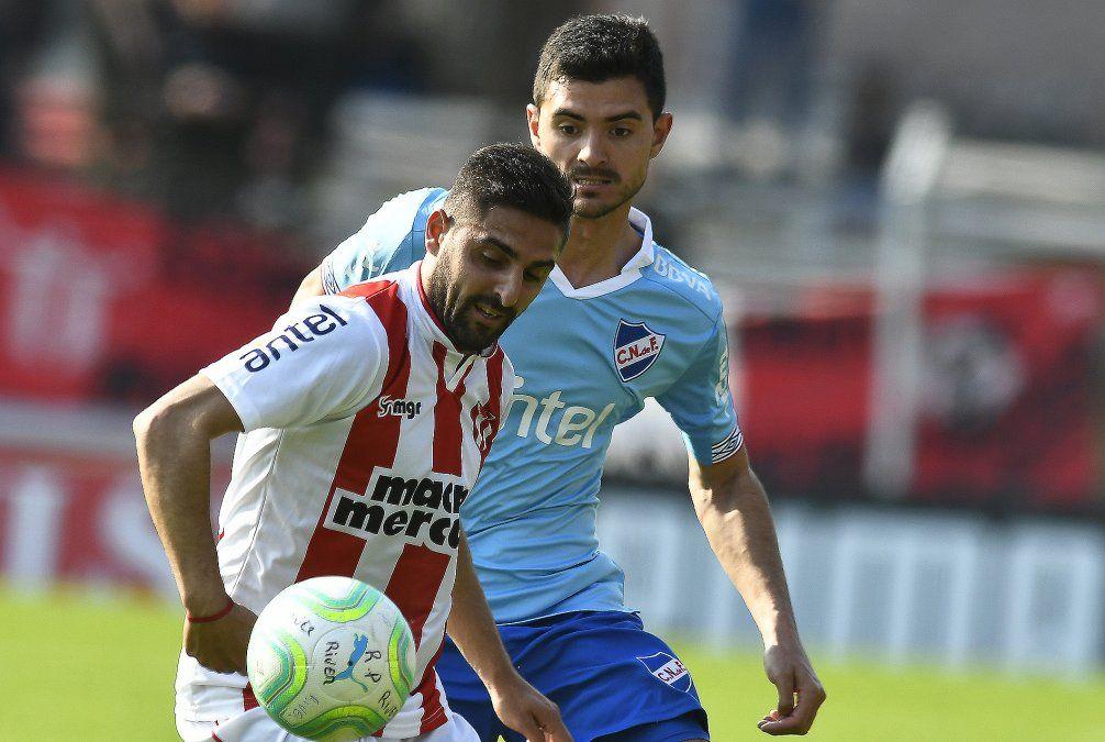 Nacional empató sin goles contra River Plate en el Saroldi