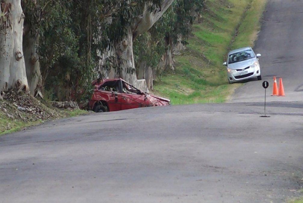 Un fallecido y varios lesionados tras accidente en Maldonado