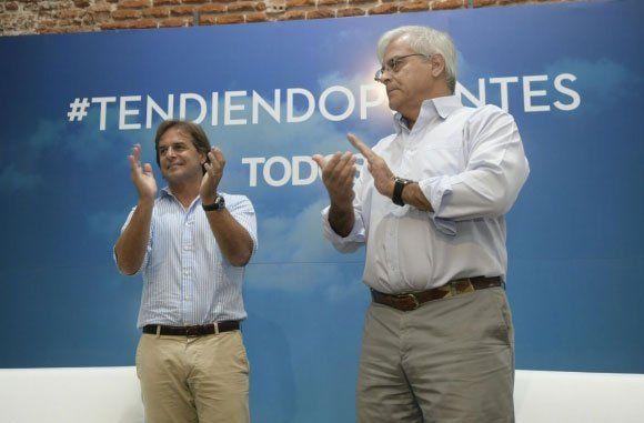 ExFrente Amplio Gonzalo Mujica se incorpora hoy a Aire Fresco de Lacalle Pou