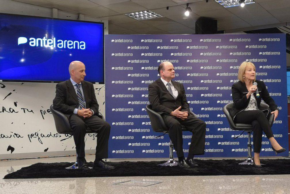 No Te Va Gustar protagonista de la inauguración del Antel Arena el 12 de noviembre