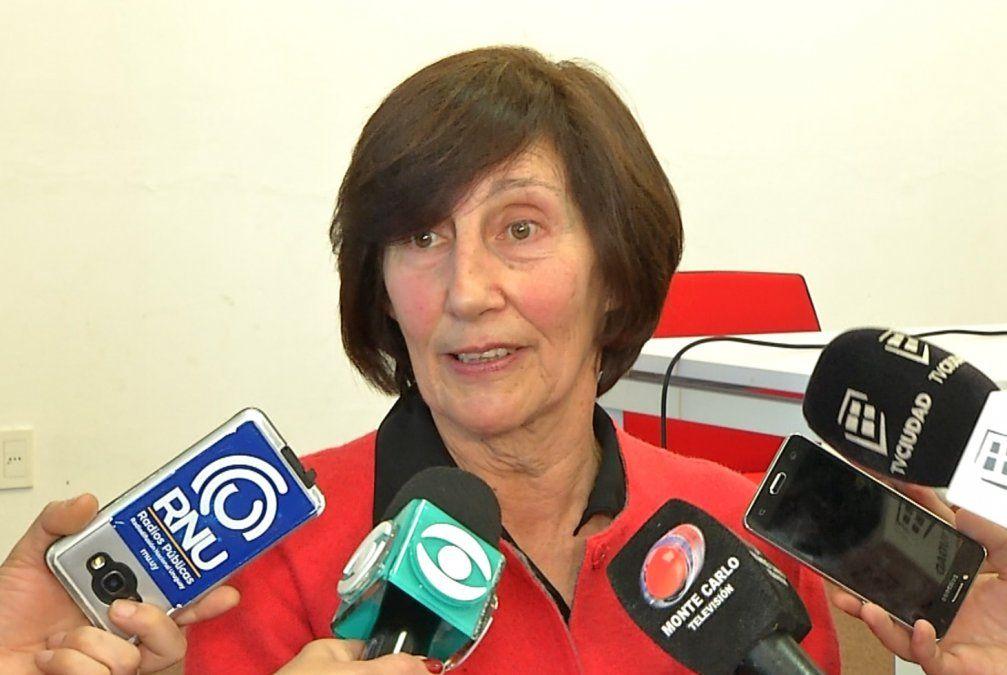 Asumió la nueva presidenta del Instituto de Derechos Humanos: María Josefina Plá