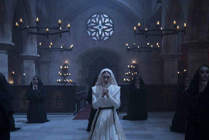 Una Monja demoníaca se apodera de la taquilla cinematográfica