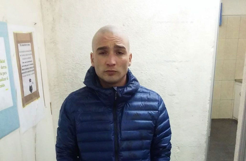 Hasta 2018 Jairo Sosa tenía antecedentes por hurto y alguna denuncia por violencia privada.