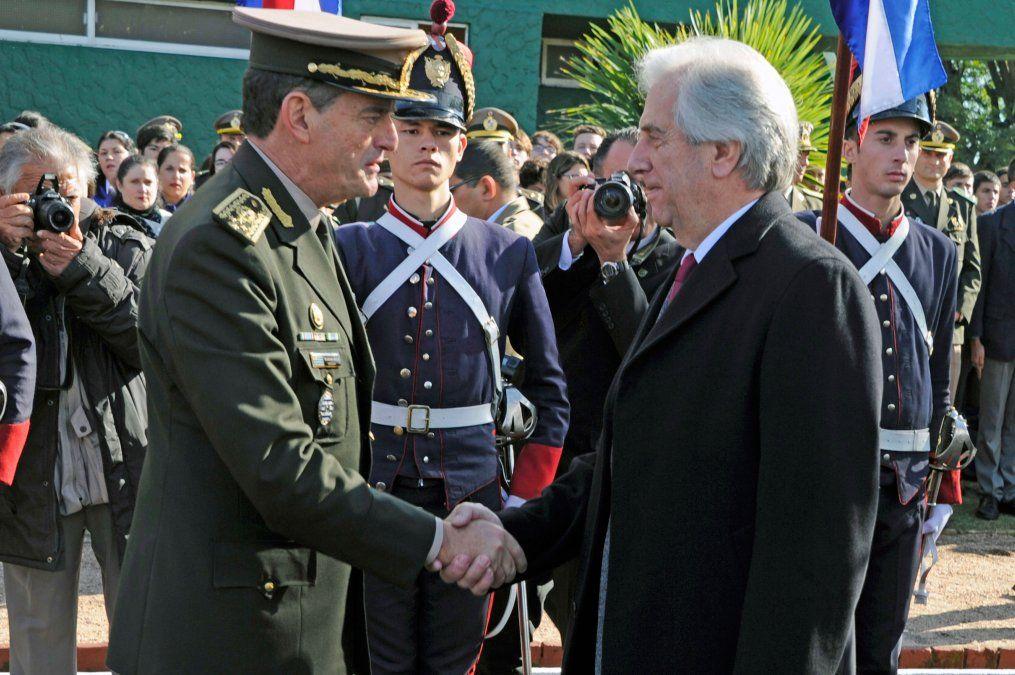 Manini Ríos y Vázquez el 18 de mayo de 2018