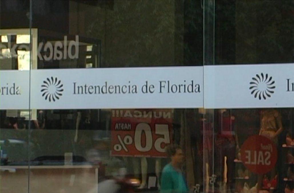 Directores de la Intendencia de Florida se tomaron a golpes en el edificio comunal
