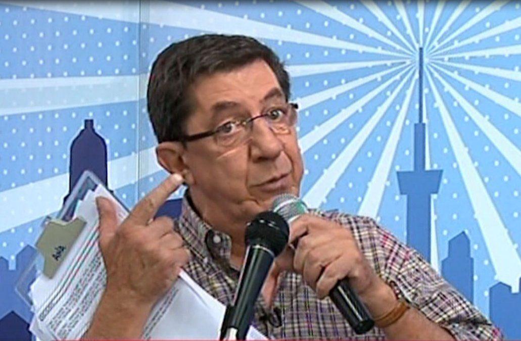 Homenaje al Flaco Gutiérrez, presidente de la República de San José
