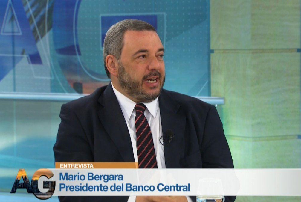 Bergara consideró que todos los partidos deberán sentarse a discutir la seguridad social
