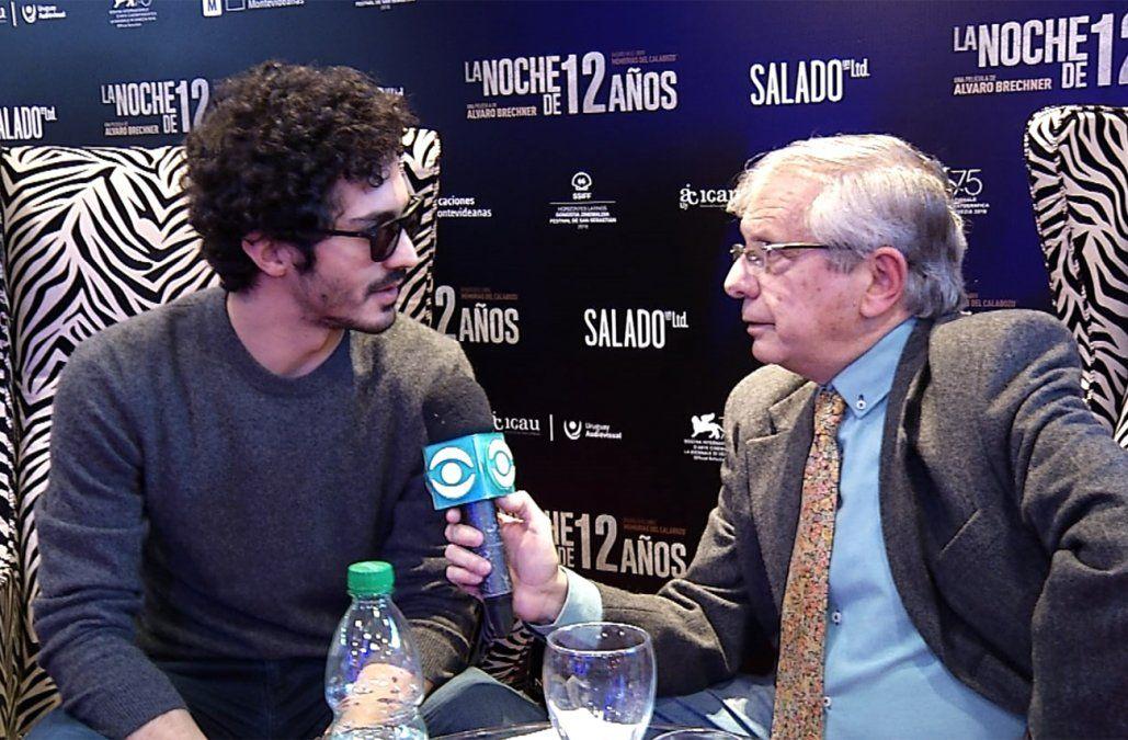 Chino Darín personifica al escritor y tupamaro Mauricio Rosencof
